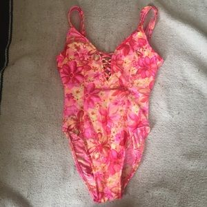 Vintage 90s Janzeen One Piece